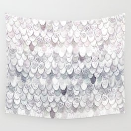 MAGIC MERMAID WHITE Wall Tapestry