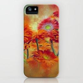 Gerbera Joy iPhone Case