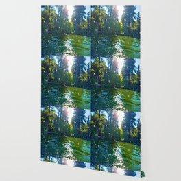Droplets of Joy Wallpaper