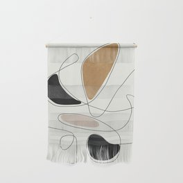 Thin Flow III Wall Hanging
