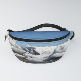Icebergs and the big Dog Fanny Pack