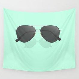 Aviator sunglasses Wall Tapestry