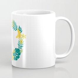 Banana tropical Coffee Mug