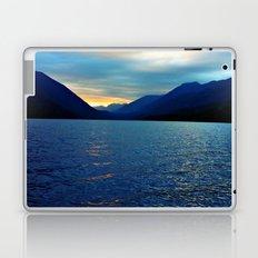 Floating in the Lake  Laptop & iPad Skin
