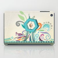 polygon iPad Cases featuring Polygon monument by /CAM
