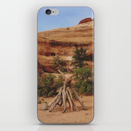 Small Teepee iPhone & iPod Skin