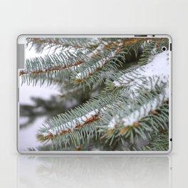 Softly, One Winter Day Laptop & iPad Skin
