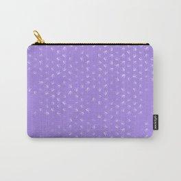 libra zodiac sign pattern pu Carry-All Pouch