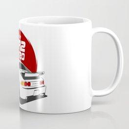 MR2 SW20 White Coffee Mug