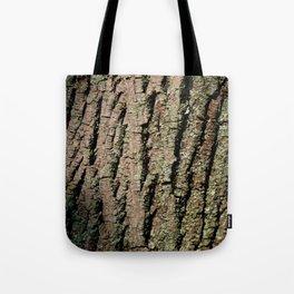 Tree Bark Wood Texture Tote Bag