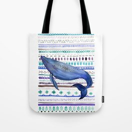 What about the Whales? Tote Bag