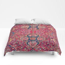 Bakhtiari West Persian Rug Print Comforters
