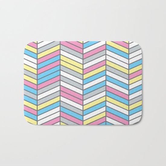 Four Colour Process Bath Mat