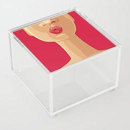 Kiss Acrylic Box