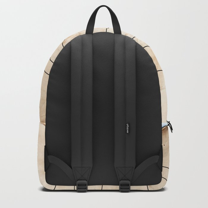 Untitled Abstract Backpack