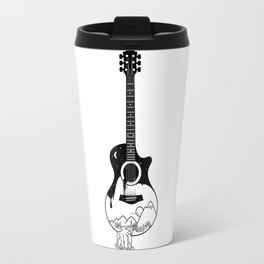 The intriguing sounds of nature Travel Mug