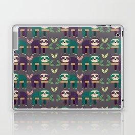 Sloth pattern Laptop & iPad Skin