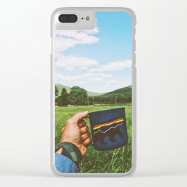 Cheers •Appalachian Trail Clear iPhone Case