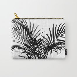 Little palm tree in black Carry-All Pouch