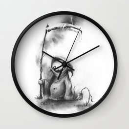 The Rookie Wall Clock