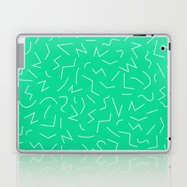 IZZY ((emerald green)) Laptop & iPad Skin