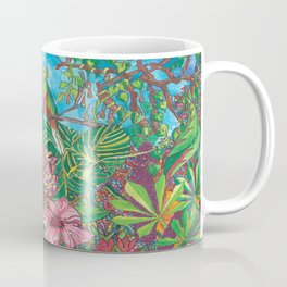 The Three Secrets of the Selva Coffee Mug