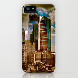 New York Towers iPhone Case