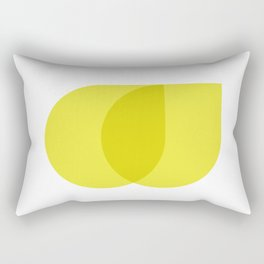 002 -  Neon B Rectangular Pillow