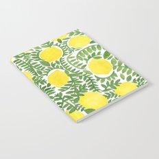 The Fresh Lemon Notebook