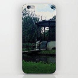 Vondelpark iPhone Skin