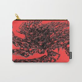 The Leap version 2 Red Carry-All Pouch