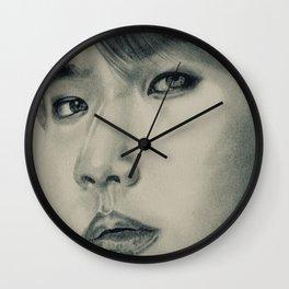 Baekhyun | Smokey Wall Clock