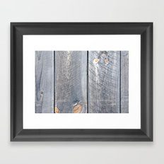 Barn O Framed Art Print