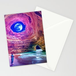Alone with Nature by GEN Z Stationery Cards