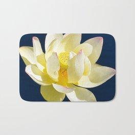 Lotus Flower by Teresa Thompson Bath Mat