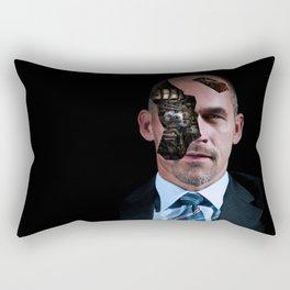 Automated Banking Rectangular Pillow