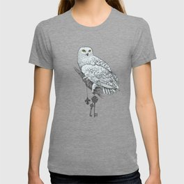 Secrets of the Snowy Owl T-shirt
