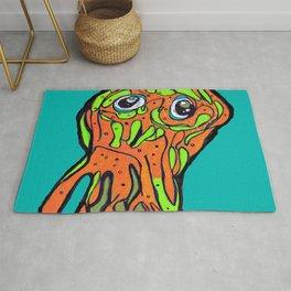 Squid  Rug