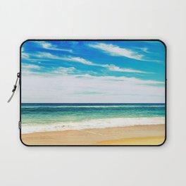Ocean Beach Laptop Sleeve