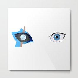 Next Generation Ultimate Eye Metal Print