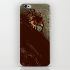 Waiting (2012 Version) iPhone & iPod Skin