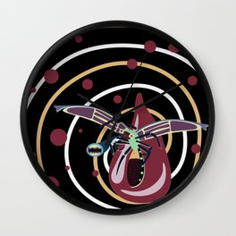 Mosquito Wall Clock