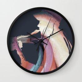 Saxophone Vibes Wall Clock