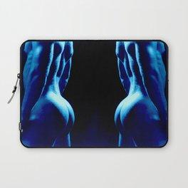 Deux Bums Laptop Sleeve