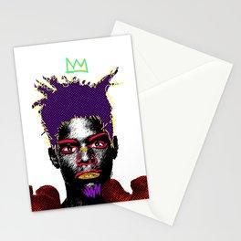 Basquiat Stationery Cards