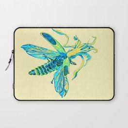Squid Soldier-Beetle Laptop Sleeve