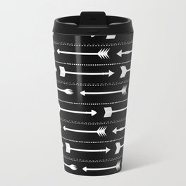 Arrows Travel Mug