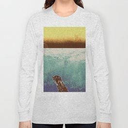 Under Water Long Sleeve T-shirt