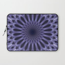 Lilac mandala Laptop Sleeve