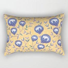 Morning Blossoms Rectangular Pillow